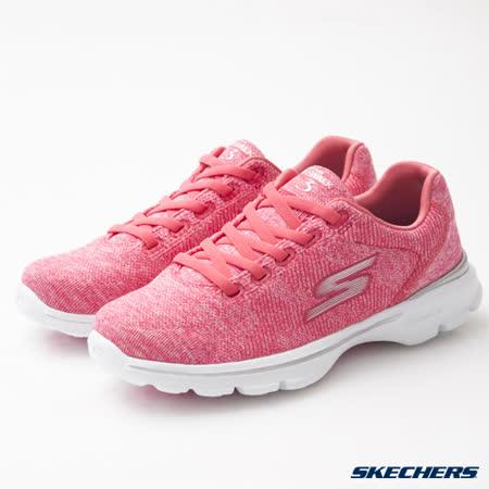 SKECHERS (女) 健走系列 GO Walk 3 - 14059PNK