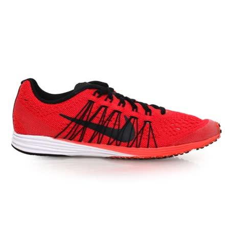 (男女) NIKE LUNARSPIDER R 6 馬拉松鞋 - 路跑 慢跑 紅黑