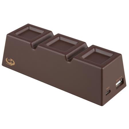 G+ 巧克力造型行動電源Amour