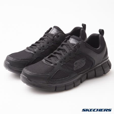 SKECHERS (男) 運動系列Equalizer2.0 - 51532BBK