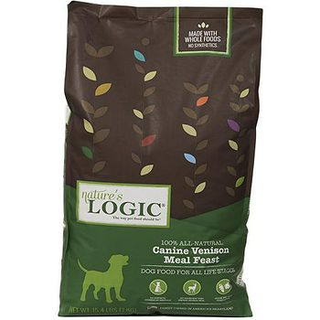 Natures Logic自然邏輯 低敏天然糧 全犬鹿肉配方 15.4磅 X 1包