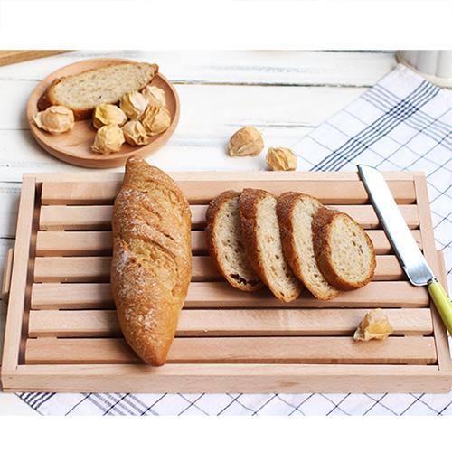 ~Homely Zakka~木趣食光木質麵包展示盤托盤