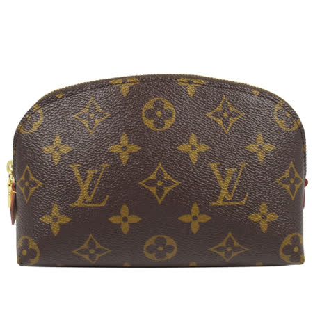 Louis Vuitton LV M47515 Monogram 經典花紋化妝包/萬用包_現貨