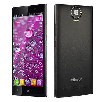 Nibiru J1 FHD高畫質6吋四核心4GLTE雙卡智慧型手機 黑色