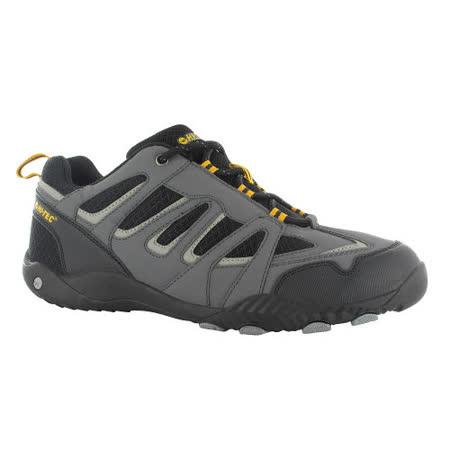 HI-TEC(男款)英國戶外(灰)郊山越野跑鞋O004818052