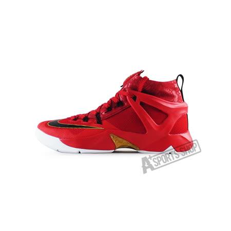 NIKE (男) 耐吉 AMBASSADOR VIII 籃球鞋 紅/白-818678601