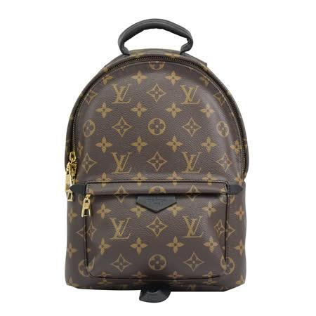 Louis Vuitton LV M41560 Palm Springs PM 經典花紋後背包_現貨