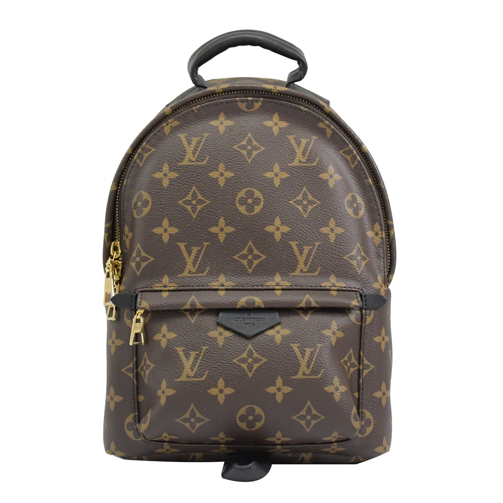 Louis Vuitton LV M41560 Palm Springs PM 花紋後背包
