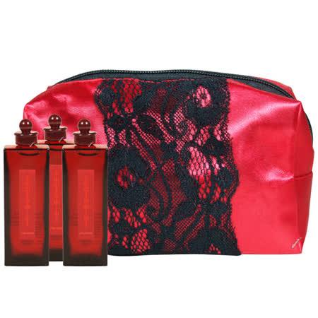 【網購】gohappy 線上快樂購SHISEIDO資生堂 紅色夢露(世紀版)(8ml)*3包包組價格愛 買 量販 店