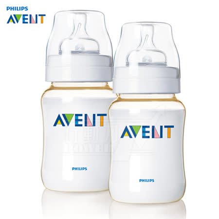 Philps Avent PES防脹氣奶瓶【260ML*雙入】