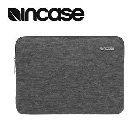 【INCASE】Slim Sleeve 12吋 輕薄防震保護筆電內袋 (黑)