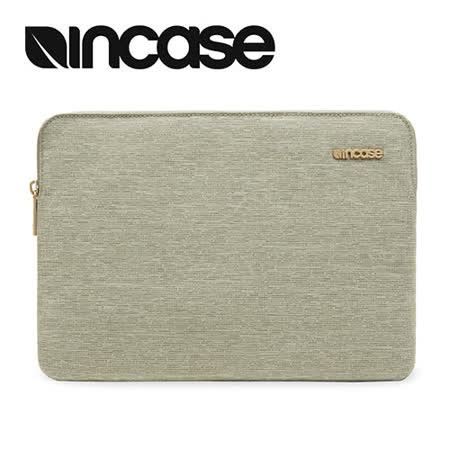 【INCASE】Slim Sleeve 12吋 輕薄防震保護筆電內袋 (卡其)