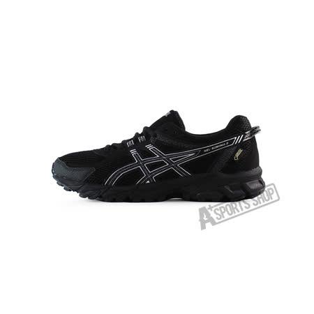 【ASICS】男_亞瑟士_GEL-SONOMA 2 G-TX 越野慢跑鞋_全黑_T638N9099