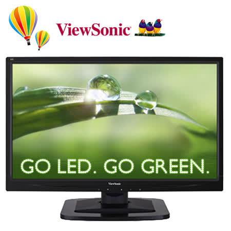 [二入組] ViewSonic 優派 VA2249S  22型IPS雙介面液晶螢幕