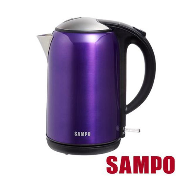 『SAMPO』☆聲寶 1.8L 炫彩快煮壺 KP-SA17C