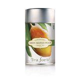 【Tea Forte】罐裝茶系列-蜜樹香桃綠茶 Green Mango Peach