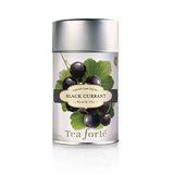【Tea Forte】罐裝茶系列-黑莓紅茶 Black Currant