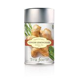 【Tea Forte】罐裝茶系列-金薑檸檬草茶 Ginger Lemongrass