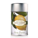 【Tea Forte】罐裝茶系列-檸檬雪寶 Lemon Sorbetti