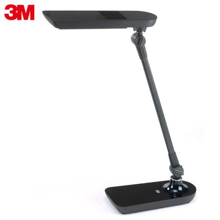 【3M】58度LED可調光博視燈桌燈檯燈LD6000(晶耀黑)