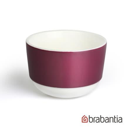 【Brabantia】卡布奇諾咖啡杯-無耳(紫)