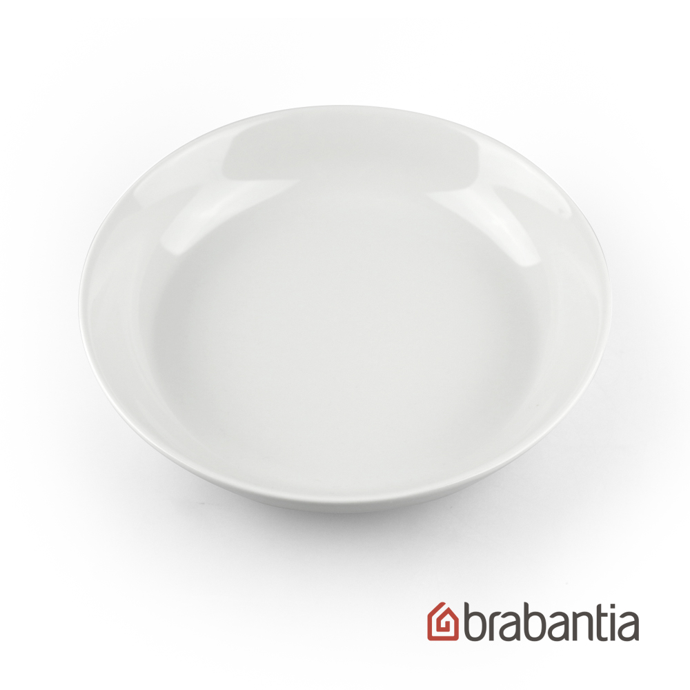 ~Brabantia~湯盤^(21cm白^)