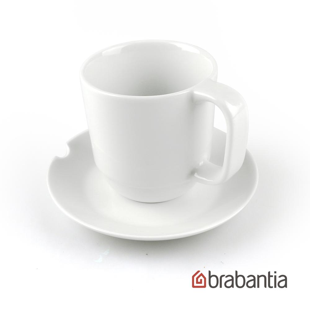 ~Brabantia~咖啡杯組^(灰^)