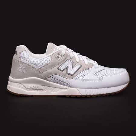 (男) NEWBALANCE 530系列 復古休閒鞋- NB N字鞋 白