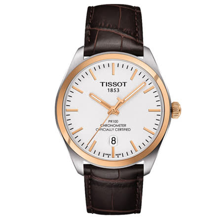 天梭 TISSOT PR-100 經典運動時尚腕錶 T1014102603100