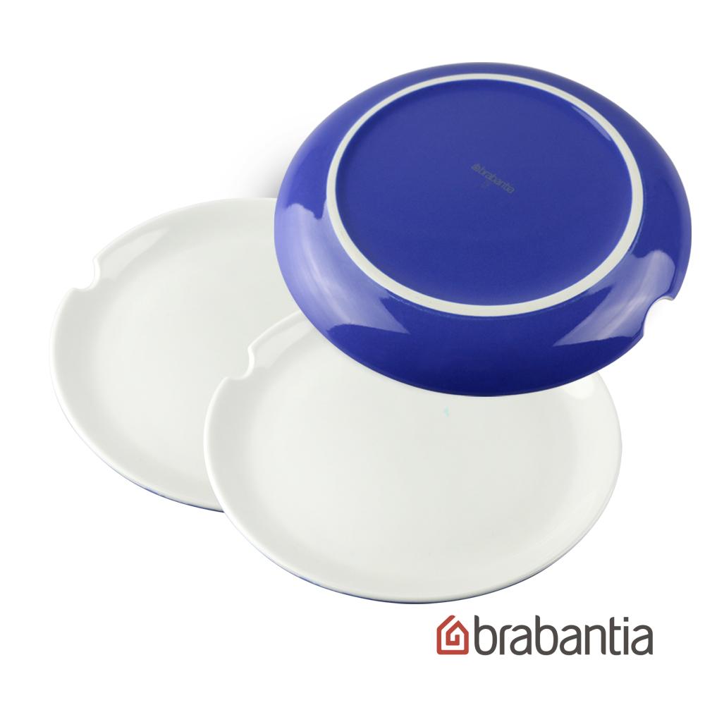 ~Brabantia~薰衣草藍蛋糕盤18cm^(三入^)