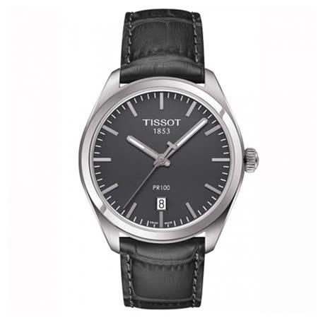 天梭 TISSOT PR-100 經典運動時尚腕錶 T1014101644100