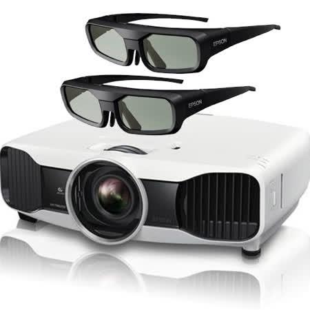 EPSON EH-TW8200頂級劇院投影機 送3D眼鏡兩隻