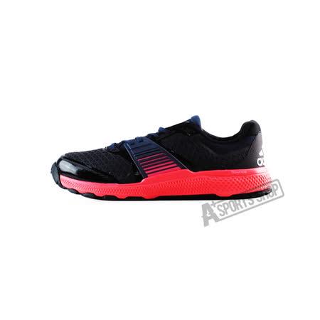 ADIDAS (女) 愛迪達 CRAZYTRAIN BOUNCE 運動鞋 黑/紅-AF5497