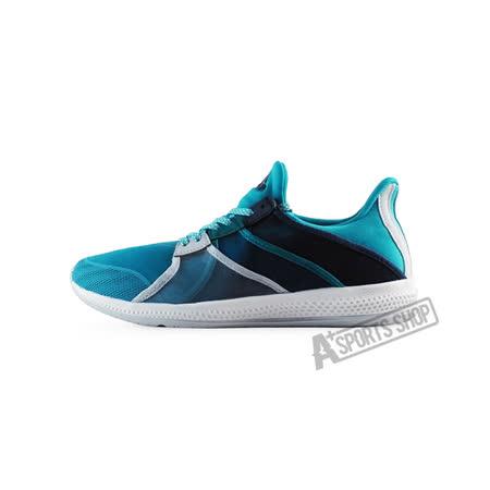 ADIDAS (女) 愛迪達 GYMBREAKER BOUNCE W 慢跑鞋 藍/白-AF5946