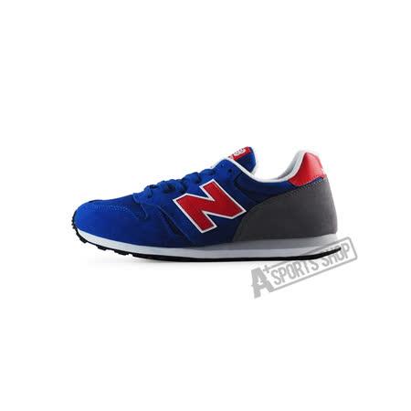 NEW BALBANCE (男) 紐巴倫 TIER 4 復古鞋 藍-ML373ROR
