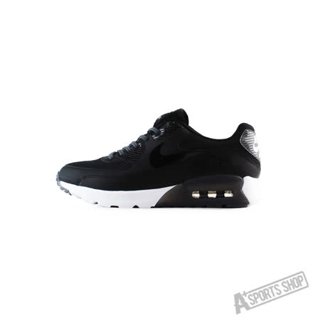 NIKE (女) 耐吉W AIR MAX 90 ULTRA ESSENTIAL 休閒鞋 黑-724981007