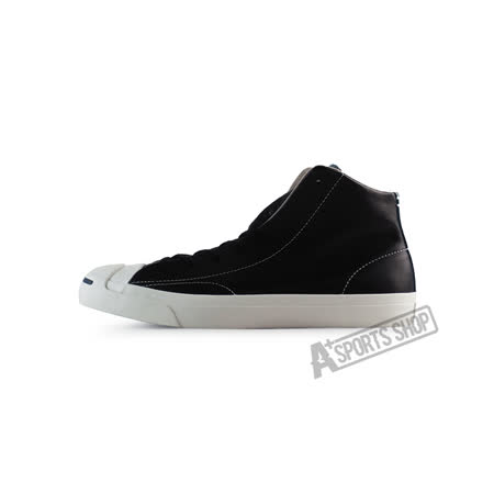 CONVERSE (男女) 匡威 羽球運動鞋 帆布鞋 黑/白-151967C
