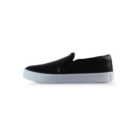 ADIDAS (女) 愛迪達 COURTVANTAGE SLIP ON W 休閒鞋 黑-S75167