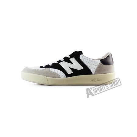 NEW BALANCE (男女) 紐巴倫 TIER 2 To 3 復古鞋 休閒鞋 白-CRT300CA