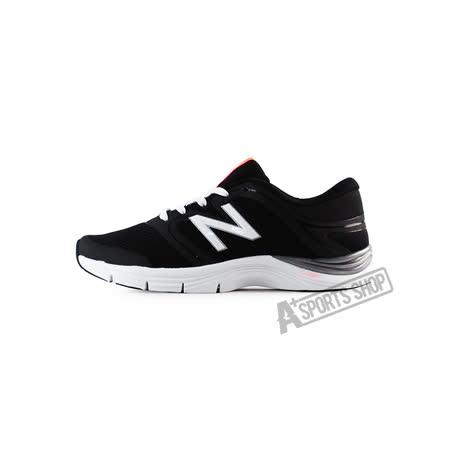 NEW BALANCE (女) 紐巴倫 多功能訓練鞋 休閒鞋 黑/白-WX711MB2
