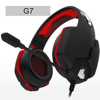 廣寰龍紋戰魂系列II電競玩家耳麥G7