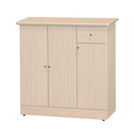 【AS】Winnie 3尺鞋櫃(2色可選)