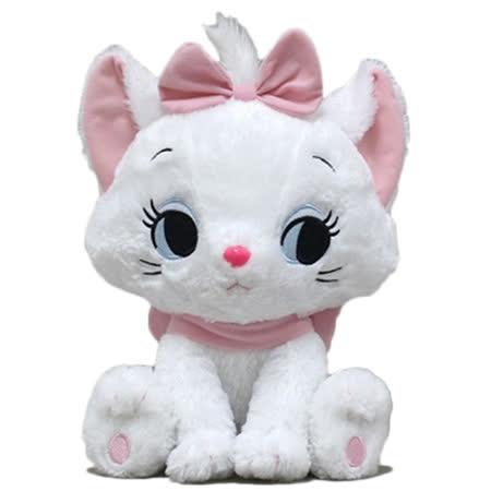 《 迪士尼正版授權絨毛系列 》30 cm 瑪莉貓 - 標準款