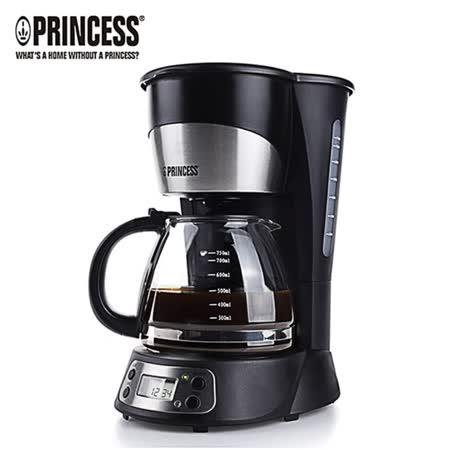 【PRINCESS荷蘭公主】750ML預約式美式咖啡機 242123