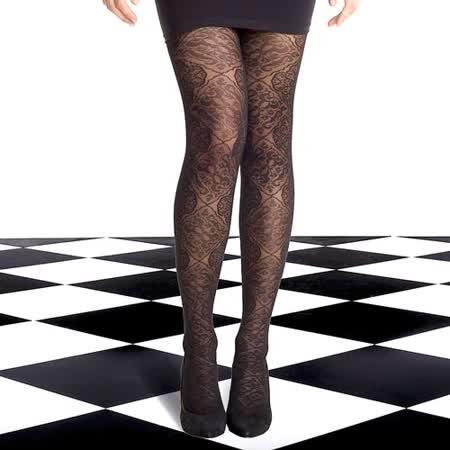 DIM-SIGNATURE古典紋絲襪