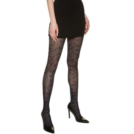 DIM-Madame so Fashion歐風花紋絲襪