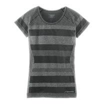 BROOKS 女 運動短袖針織圓領T恤(221067038)