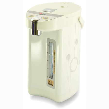 【真心勸敗】gohappy『SUNHOW』☆ 上豪 4.7L 電動式 熱水瓶 PT-5010價格遠 百 禮券 sogo