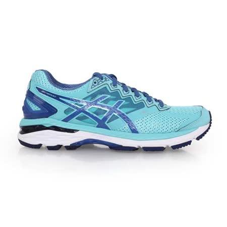(女) ASICS GT-2000 4 慢跑鞋- 路跑 健身 訓練 亞瑟士 湖水藍
