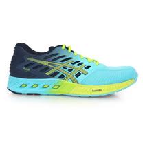 (女) ASICS FUZEX 慢跑鞋- 路跑 亞瑟士 健身 訓練 湖水藍丈青